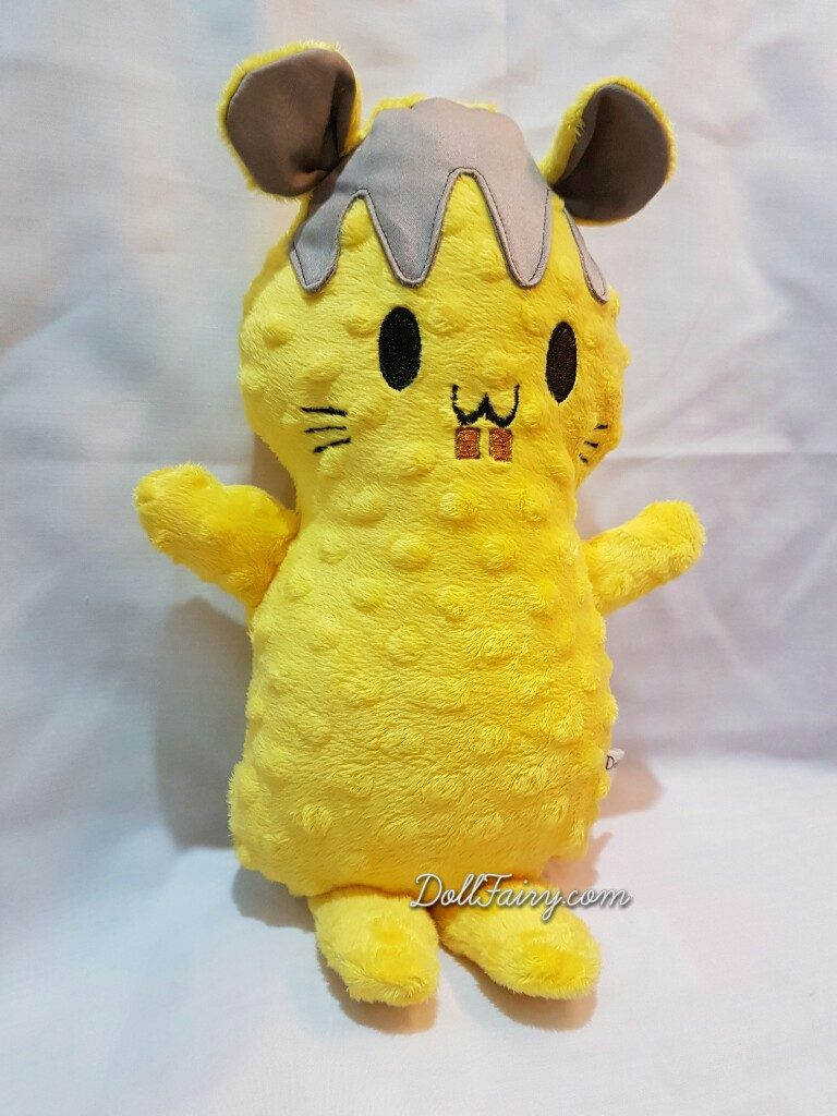 Pikachu's lookalike