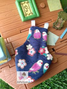 Tiny Budgie Budgerigar Bird Diaper Flight Suit