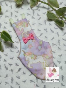 Pastel Bird Diaper Suit