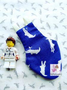 Bird Diaper Flight Suit For Lovebird