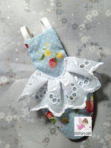 Cockatiel Bird Diaper Flight Suit With Skirt