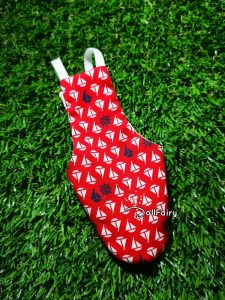 Damian Cockatiel Bird Flight Diaper Suit with Marine Print