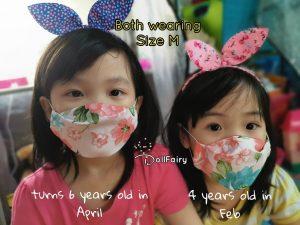 Children Reusable Masks