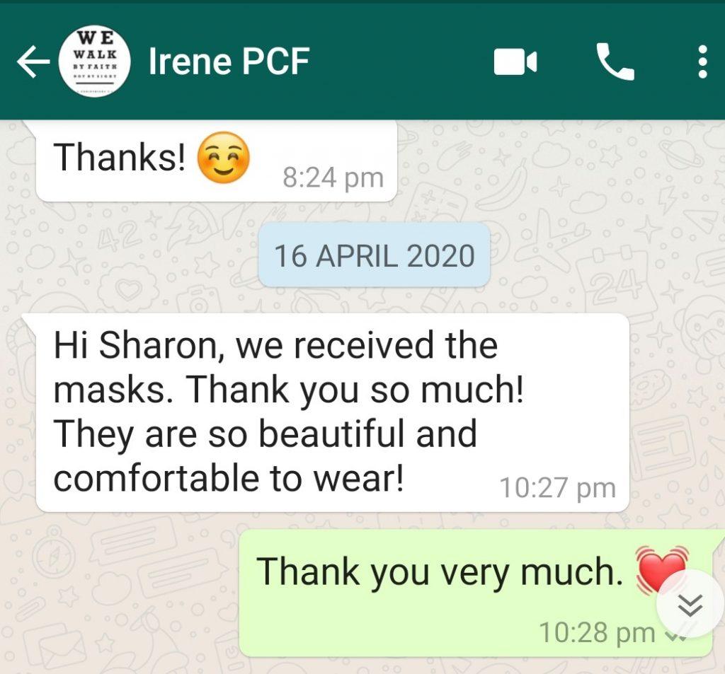 Testimonial From Irene