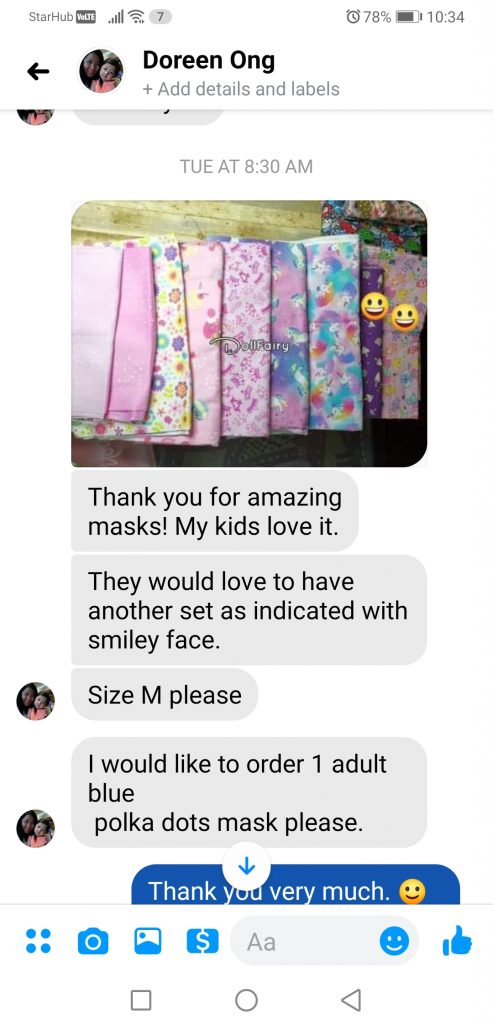 Testimonial From Doreen