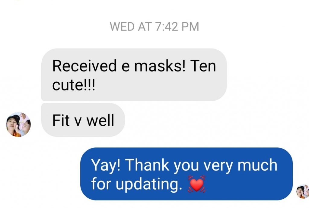 Testimonial From May Ling