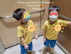 Testimonial From Ruiping