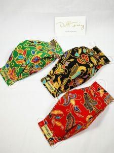 Batik Masks