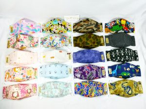 Reusable Masks For Family And Friends
