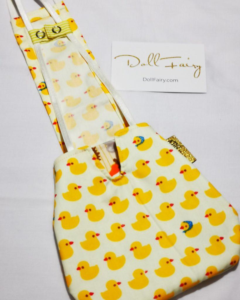 Duck Diaper Suit For Ducks